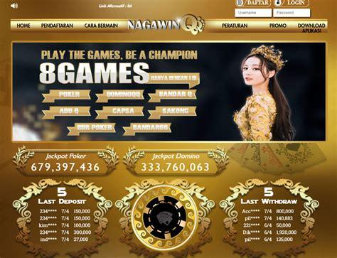 nagawinqq domino  poker  terpercaya
