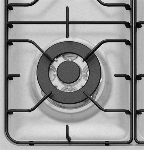cm  burner stainless steel gas cooktop whgsb