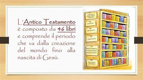 antico testamento libri la bibbia ppt scaricare