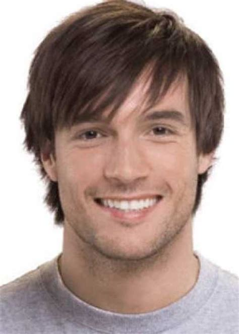 cutting boys hair in layers around face 10 best haircuts for men with round faces mens