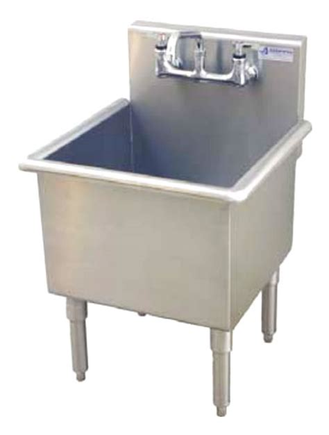 Deep Stainless Steel Sinks by Mop Sinks And Accessories For Janitors And Custodians