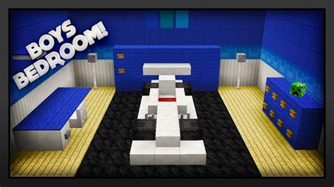 minecraft bedroom for kids minecraft how to make a boys bedroom youtube