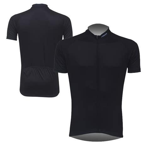 jersey design color black mens solid black cycling jersey garments bike riding short
