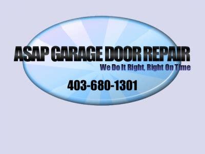 who installs garage door openers garage door repairs installs openers calgary in calgary