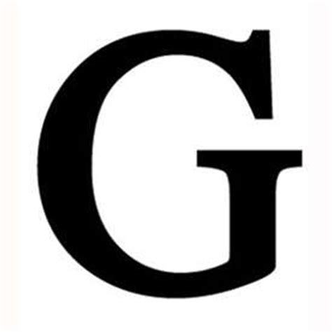 Timeless Bathroom wrought iron letter g
