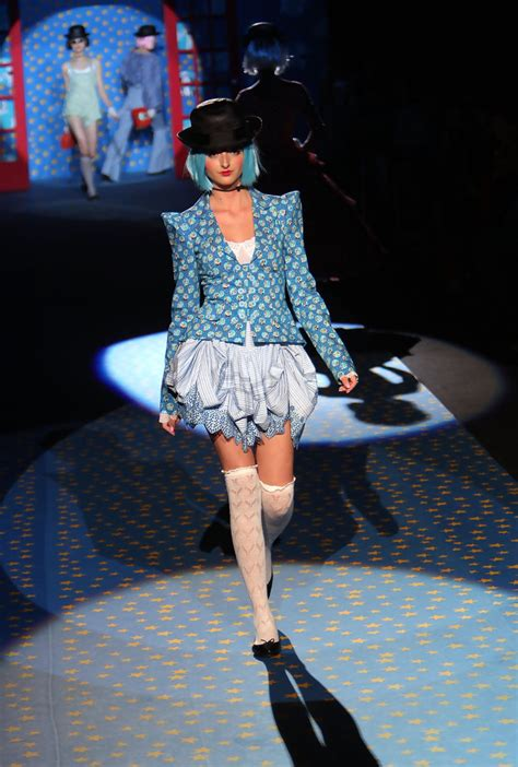 2007 Betsy Johnson 3 by Betsey Johnson Runway 09 Mbfw Zimbio
