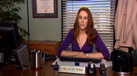 Office Nellie Nellie Bertram Dunderpedia The Office Wiki