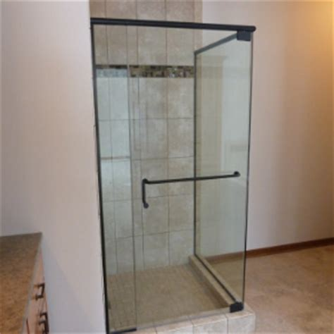 Wisconsin Shower Door by Custom Frameless Shower Doors Milwaukee Frameless Shower