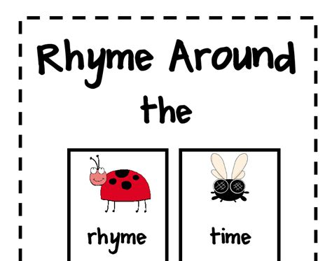 what rhymes with room teach it with class rhyme around the room