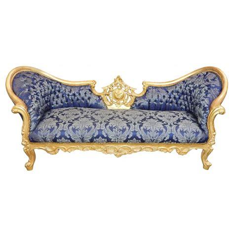Canape Baroque 307 by Canape Baroque Canap Baroque Noir Et Dor Meuble Baroque