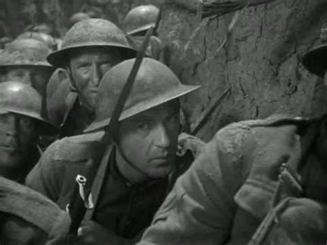 biography war movie sergeant york quot over the top quot battle scene youtube