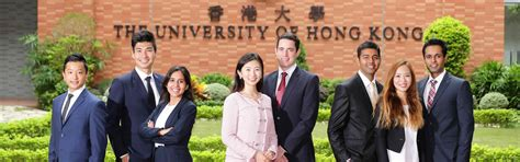 Of Hong Kong Mba Admissions by Master Of Business Administration Taught Postgraduate
