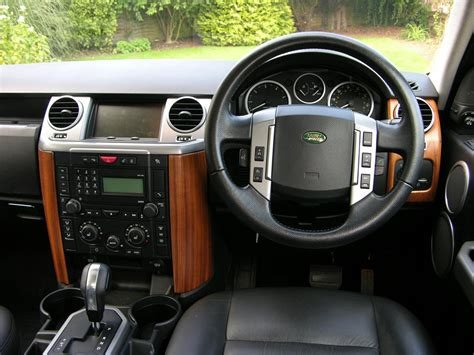 Rover Sd1 Interior File Land Rover Discovery 3 Tdv6 Hse Flickr The Car