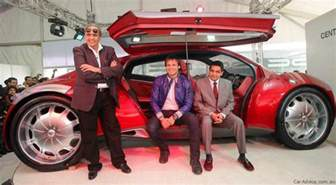 new dc car in india dyp dc dedicated car design college opens in india