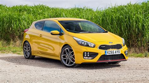 Kia Proceed Review Kia Pro Cee D Gt Two Minute Road Test Motoring Research