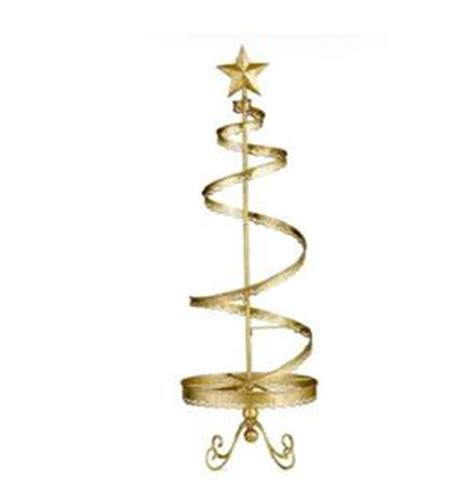 aluminum circular christmas tree dxf 36 quot metal ornament display tree indoor decor gold or black ebay