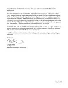Officer Trainee Cover Letter by Officer Trainee Cover Letter