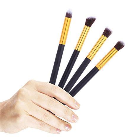 Professional Blending Brush professional 4pcs eye brushes set eyeshadow blending pencil brush make up tool cosmetic makeup