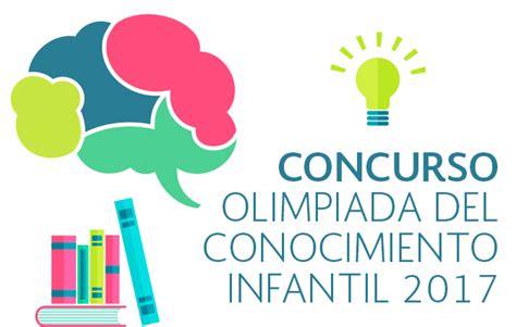 resultados de la olimpiada infantil 2016 nuevo leon concurso olimpiada del conocimiento infantil 2017