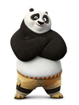 Kaos Kungfu Panda Panda Split kung fu panda master po ping characters tv tropes