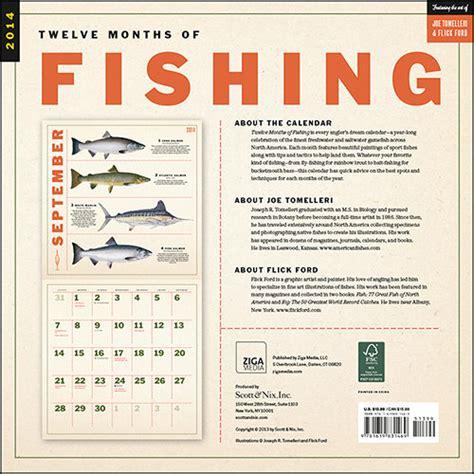 fishing times calendar calendar template
