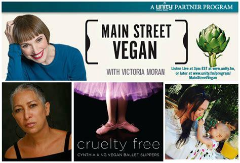 cynthia king ballet slippers vegan lifestyle podcast radio vegan