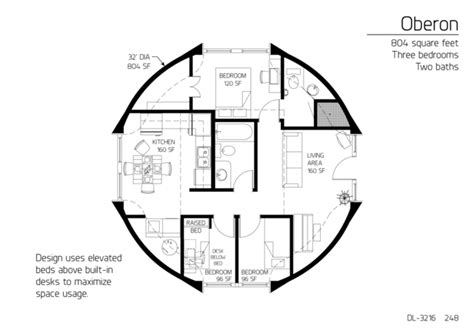 floor plan dl 3215 monolithic dome institute floor plans 3 bedrooms monolithic dome institute