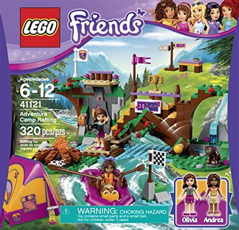 Lego Friends 41121 lego friends adventure c rafting 41121 sporting goods