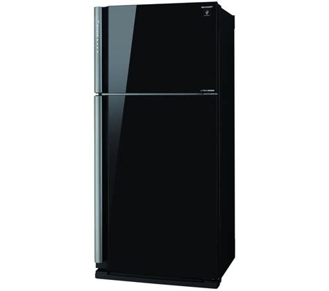 Freezer Sharp 8 Rak sharp sj xp680gbk 30 70 fridge freezer review