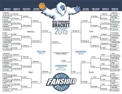 uk basketball schedule ncaa tournament updated 2015 ncaa tournament bracket final four complete