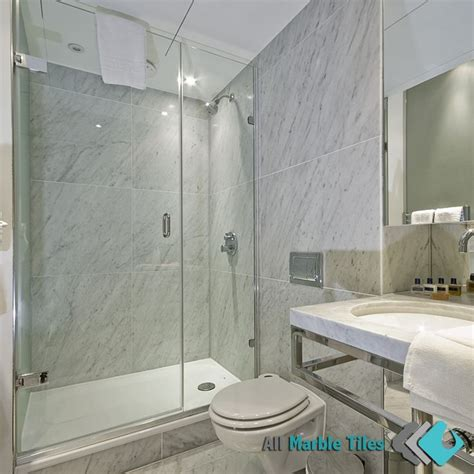 carrara marble tile bathroom 10 best images about bathroom design ideas from www