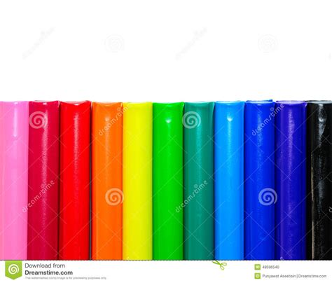 colorful clay colorful clay stock photo image 48596540