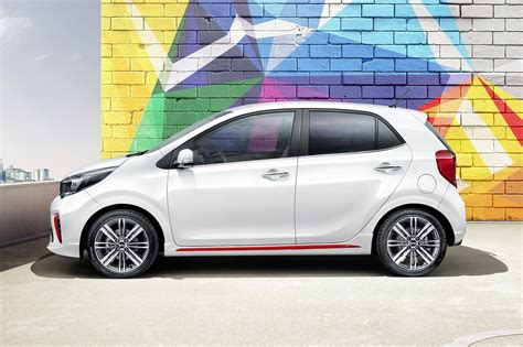 new kia picanto v3 0 meet korea s slickest city car yet
