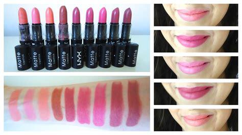 Lipstik Nyx nyx matte lipstick www pixshark images