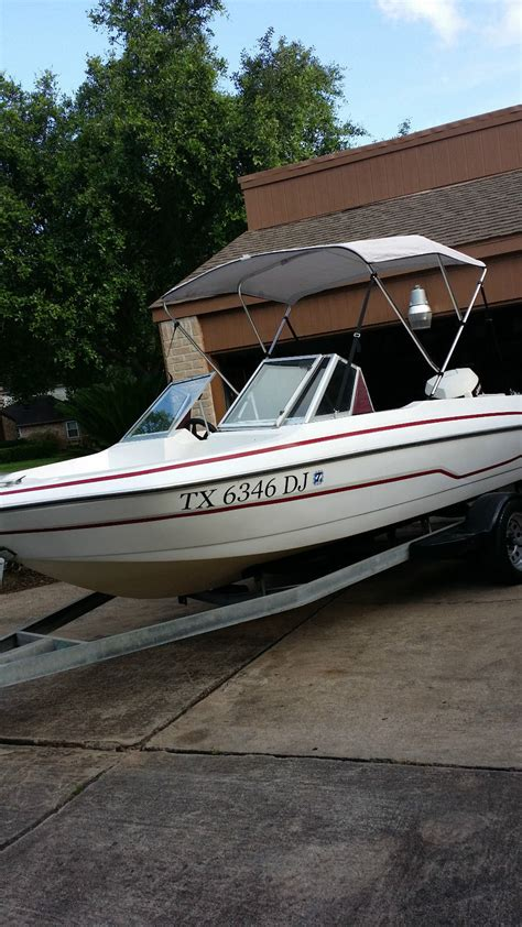 glastron outboard 1985 for sale for 4 000 boats from - Glastron Boat Outboard