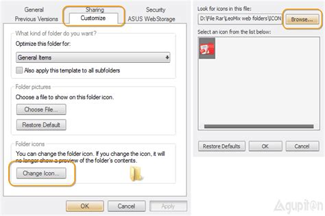 mengubah format gambar menjadi icon cara mengubah icon folder windows dengan gambar gupitan