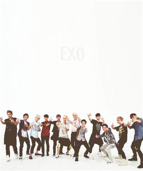 exo forever lyrics ot12 forever kpop pinterest exo
