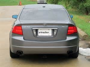 Acura Tl Trailer Hitch Draw Tite Trailer Hitch For Acura Tl 2004 24755