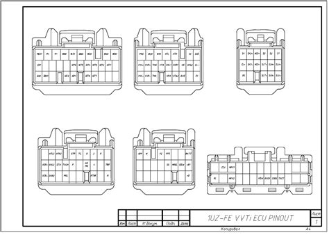 92 lexus ls400 engine diagram 92 honda accord engine