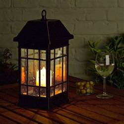 Solar Powered Patio Lighting San Rafael Ii Solar Mission Lantern 3960kr1