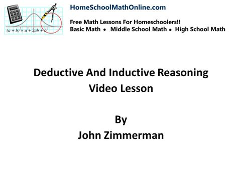 inductor geometry define induction in geometry 28 images problem solving inductive deductive reasoning file