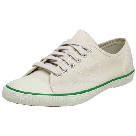 mens canvas sneakers tretorn t56 canvas sneaker in white for eggnog lyst