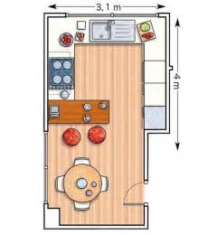 Small House Plans Designs doce cocinas con barra y sus planos ideas para