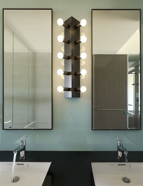 Creative Bathroom Lighting | 9 creative bathroom lighting interior design ideas