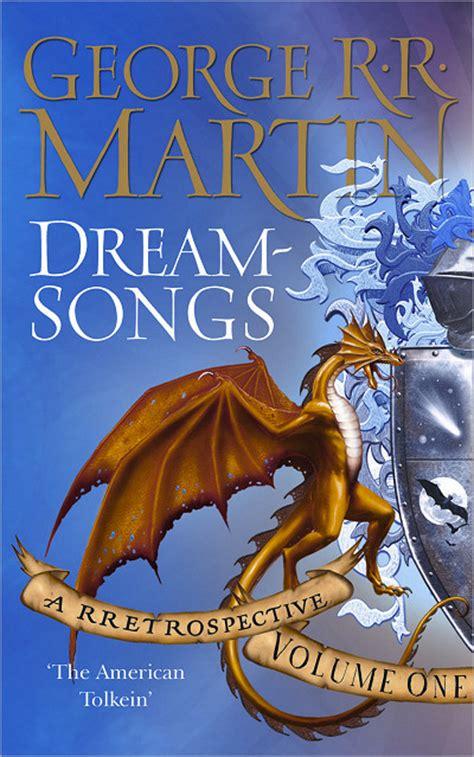 Dreamsongs Volume I dreamsongs volume one george r r martin