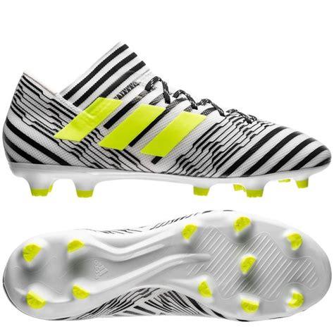 adidas nemeziz  fgag dust storm footwear white