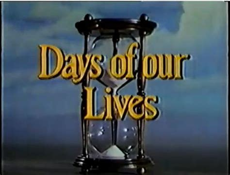 days of our lives logo image days of our lives 1989 jpg logopedia the logo