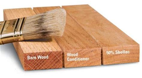 shellac woodworking should you use shellac or wood conditioner before staining