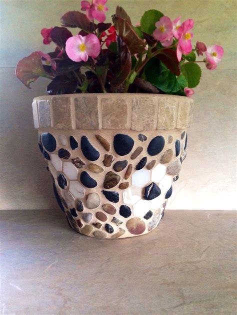 Handmade Mosaic Flower Pot Large Mosaic Planter Kitchen - 33 best mosaic flower pots images on mosaic