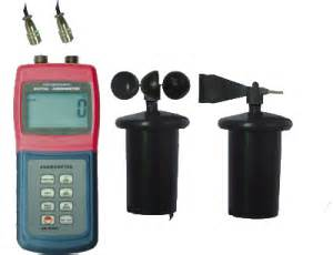 Anemometer Pengukur Angin Am 4836c digital anemometer alat pengukur angin am 4836c